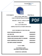 Report Project PLC