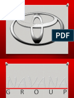 Marketing of BD Company [Navana]