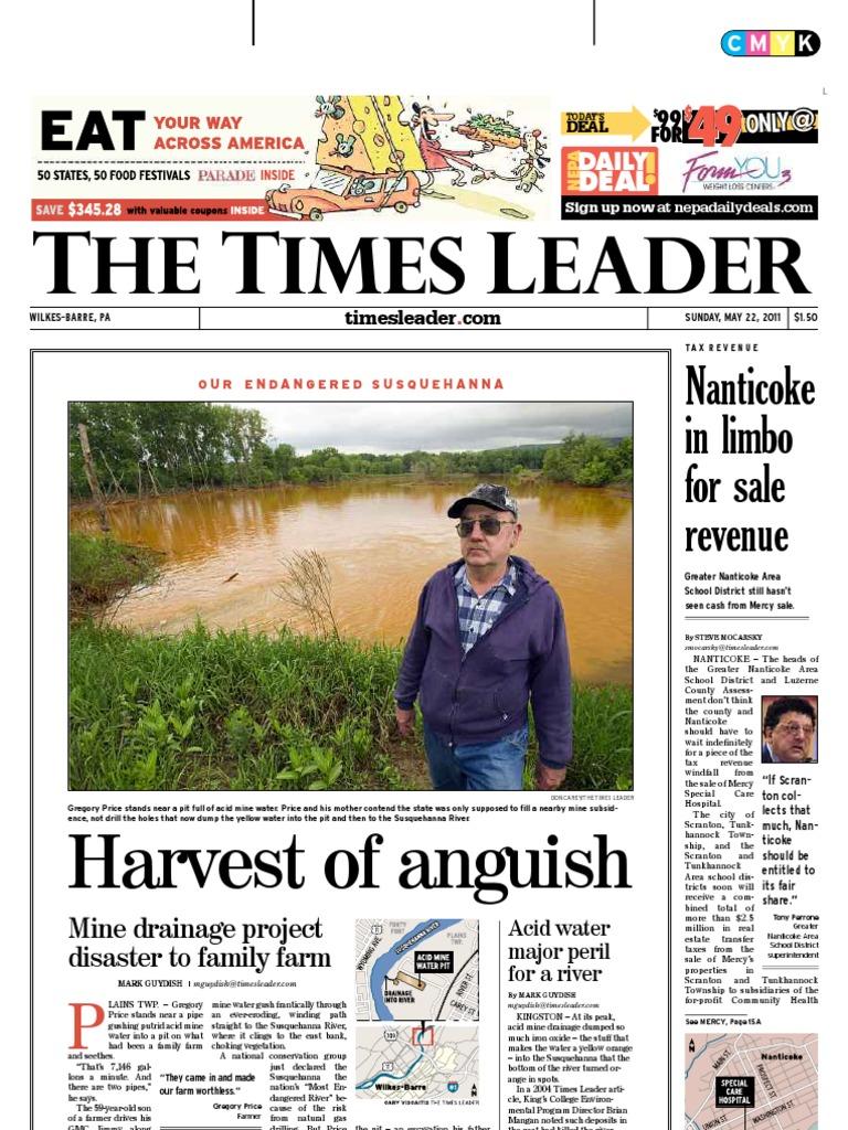 c92a0e46195 Times Leader 05-22-2011 | Wilkes Barre (1.4K views)