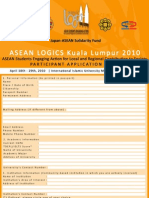 Participation Form