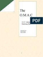 Omac Mtkg Plan