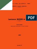 Lanciarazzo Bazooka Da 88 Mm