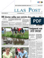 The Dallas Post 05-22-2011