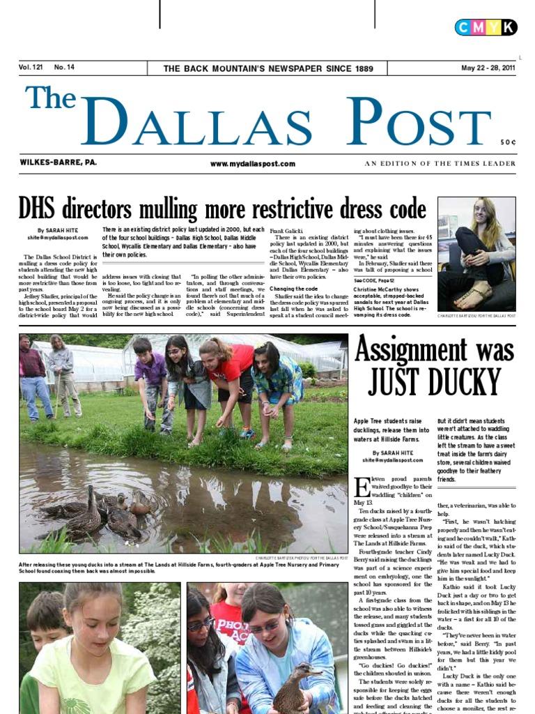 f6694836c4c0 The Dallas Post 05-22-2011