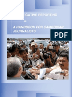 Cambodia Investigative Handbook 200705