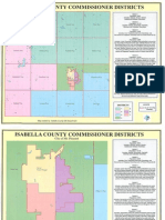 Isabella County 2011 Reapportionment Plan