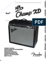Super Champ XD Manual