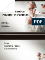 Pharmaceutical Industry in Pakistan