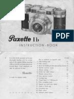 Paxette 1B