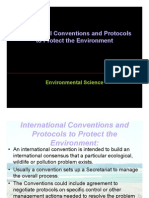 Conventions and Protocols