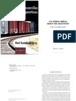 Raúl Scalabrini Ortiz - Los ferrocarriles deben ser Argentinos