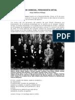Antenor Orrego - Periodista vital. Por Hugo Vallenas