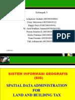 Sistem Informasi Geografis (SIG) Untuk PBB
