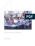 Martha Meijer -The Scope of Impunity in Indonesia 1
