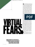 Virtual Fears