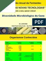 Tema 06 - Diversidade Micro Biologic A Da Cana