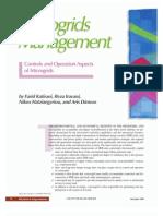 MikroGrid Management