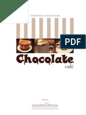 Contoh Proposal Usaha Restoran Dan Cafe Berbagi Contoh Proposal
