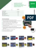 Ficha DSA-800 FR