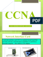 Ccna presentation training