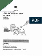 Craftsman 917 293300 Owners Manual