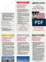 Hajj Brochure 1432