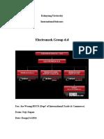 Electroncek Group