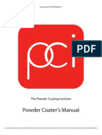 The Powder Coaters Manual