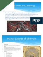 Eberron 6- Faith, Cosmology, And Final Tips