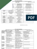 Examinationtimetable-2010