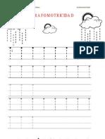 Fichas de Grafomotricidad Lineas Basicas Verticales Fichas 1 20