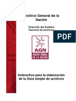 Instructivo Guia Simple Abril06