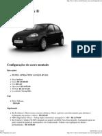 Fiat _ Imprima Seu Carro Punto