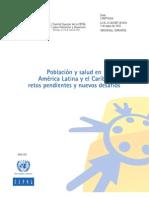 Poblacion y Salud en America Latina