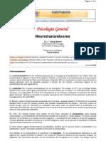 neurotransmisores sueño