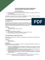 TERAPIA TRANSFUSIONAL Criterios Indicaciones Componentes Sanguineos
