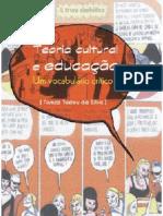 Teoria cultural e educação - Um vocabulário crítico