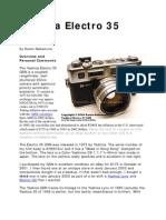 Electro 35 Manual