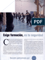 TODO SEGURIDAD - EXIGE FORMACION, ES TU SEGURIDAD