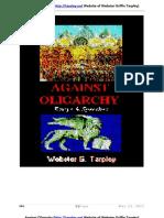 Against Oligarchy _TARPLEY British Financial Warfare
