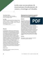 Bioprospección fortalecimiento capacidades C&T Col.- 2009