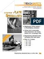 Road Plate Flyer