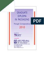 DEP Brochure 2010