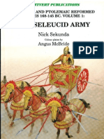 Montvert - Seleucid and Ptolemaic Reformed Armies 168-145 BC (1) - The Seleucid Army