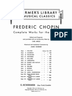 Chopin Etudes Schirmer Mikuli Op 10 Filter