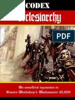 Codex Ecclesiarchy by Necrosis v6(2)