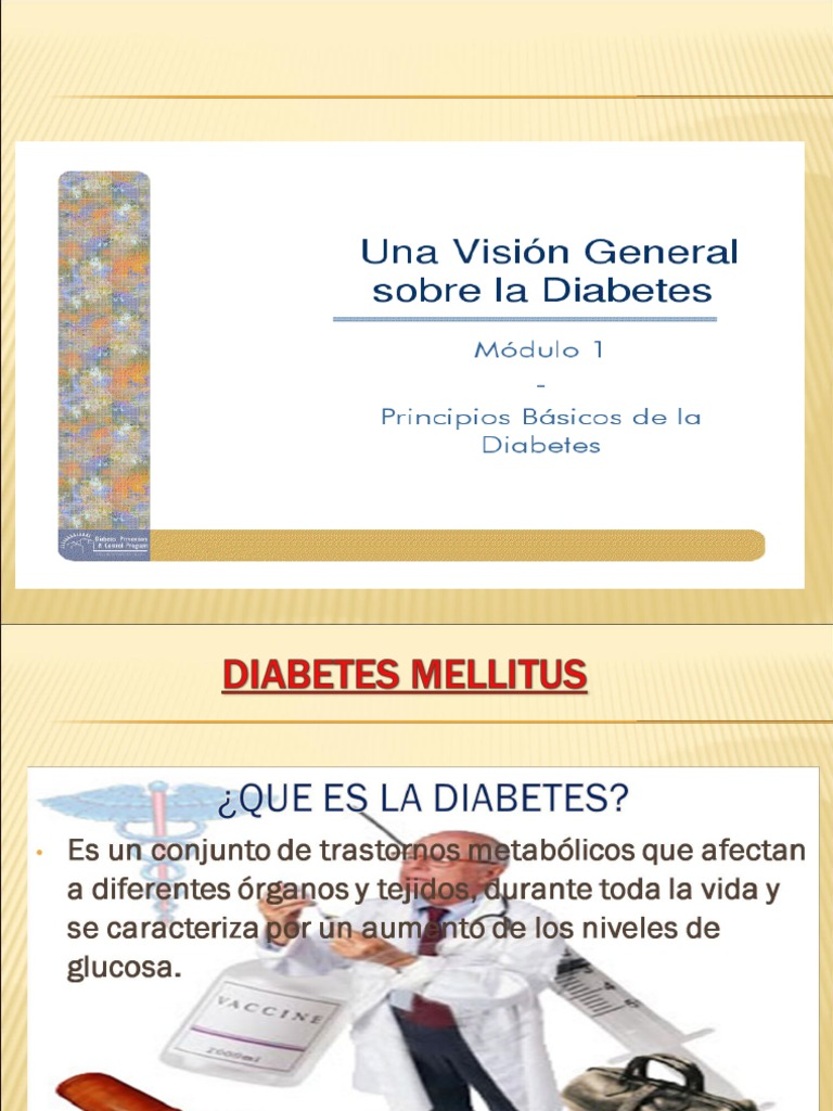 diabetes de powerpoint