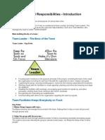 Bt Leadership Program Facilitator Leadership