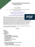 S. Goldfein - Energy Development From Elemental Transmutations in Biological Systems - Report 2247 -