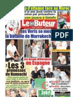 LE BUTEUR PDF du 23/05/2011
